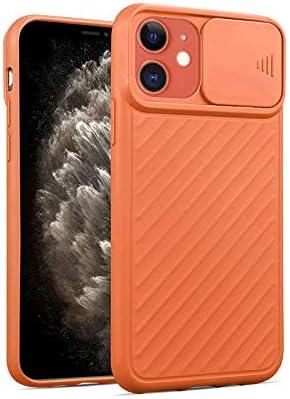 KJ iPhone 11 Pro and Limited time sale Max Super sale Case Cover 1 Orange Camera