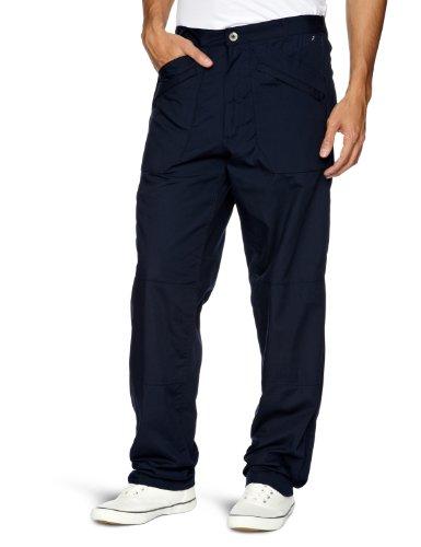 Regatta - Pantalon - Homme Bleu Bleu marine - 34Wx31L (Large)