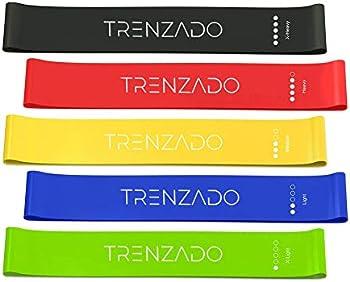 TRENZADO Resistance Loop Bands