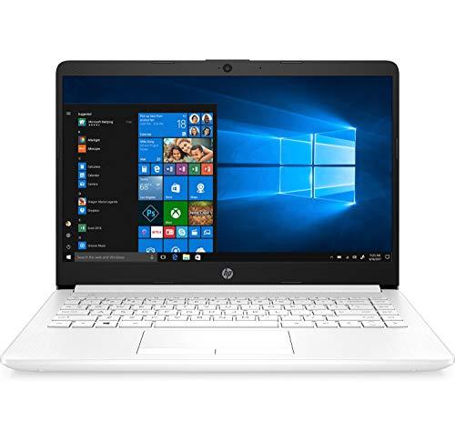 HP 14-dk0030ns - Ordenador portátil de 14' FullHD (AMD Ryzen 5 3500U, 8GB RAM, 1TB SSD, AMD Radeon Vega 8, Windows 10 Home) blanco - Teclado QWERTY Español