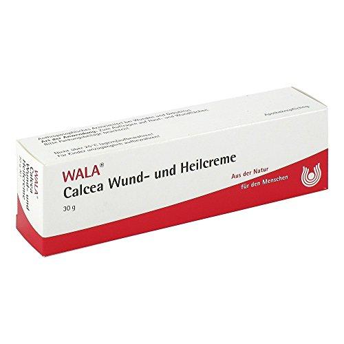 Calcea Wund- und Heilcreme, 30 g
