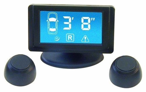 Hopkins 20195VA-CL-EN nVISION Ultrasonic Wireless Back-Up Sensor