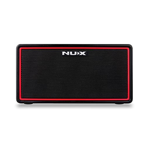 Nux Mighty Air Stereo Oefenversterker, Modellerende Oefenversterker voor Elektrische Gitaar en Bas (2-inch Luidsprekers…
