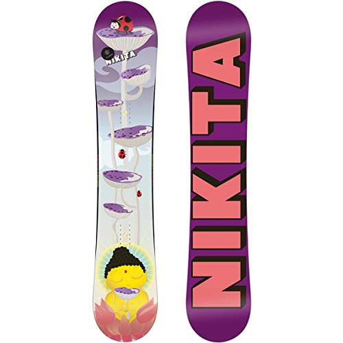NIKITA TULIPOP BUDDHA Snowboard 2014, 147