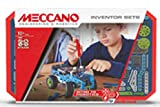 Meccano Erector, Intro to Robotics Innovation Set, S.T.E.A.M. Building Kit with Sensors and Real Motor