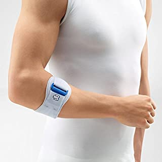 Bauerfeind - EpiPoint - Elbow Strap - Stabilizing Supports for Elbow Pain, Swelling and Injury, Tendon Pain Relief for Tennis & Golfer's Elbow, Muscle Irritation and Inflammation