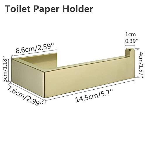 WOMAO Portarrollos para papel higiénico