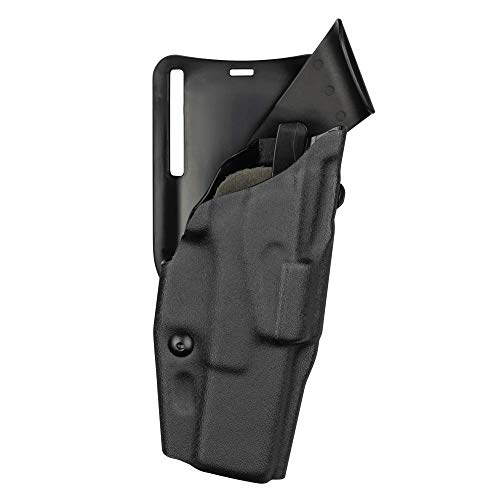 Safariland, 6395: ALS, Level 1 Retention Duty Holster, Fits: Springfield Operator w/Sure Fire X200, X300, Low-Ride, Right Hand, Black - STX Tactical