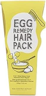 Egg Remedy HAIR PACK 200g Hair Treatment Protein Care
