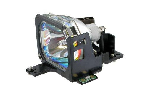 Original Ersatz-Lampe / Ersatzlampe ELPLP07 für Projektor / Beamer Epson EMP-5550