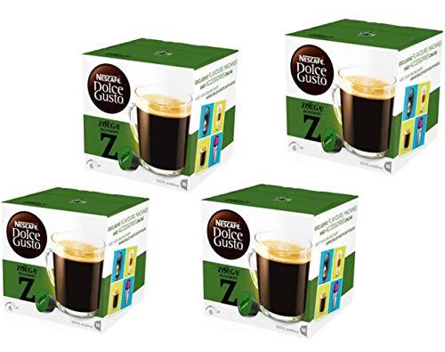 Nescafé® Dolce Gusto® Zoégas® Skånerost - 4 Packungen - 4 x 16 Kapseln