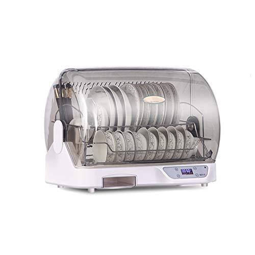 MYRCLMY Mesa Superior Lavavajillas, Mini Lavavajillas Portátil Panel Táctil De Alta Temperatura, Fácil De Secar, Eficiente En Energía, para Restaurante Doméstico