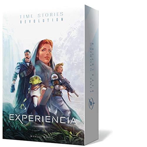 T.I.M.E Stories Revolution: Experiencia - ¡El Continuo Espacio-Tiempo está en Peligro!