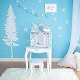 Teamson Kids - Dreamland Castillo de Juguete de Vanity Set - Blanco / TD-12951F