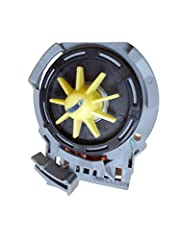 Replacing Dishwasher Drain Pump W10348269(new part) & 8558995(older part) Replaces part numbers WPW10348269, AP6020066, W10084573, 661662, 8558995, 8565839, PS11753379, W10158351, WPW10348269VP Drain pump W10348269 removes the water from the dishwash...