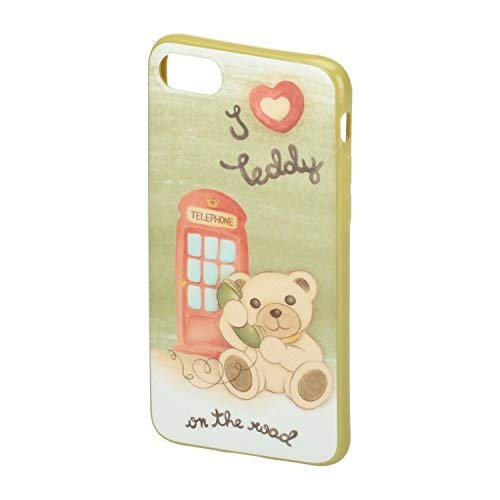THUN  - Cover per Iphone 8 - Linea Teddy on the road - 15 x 7 x 0,7 cm