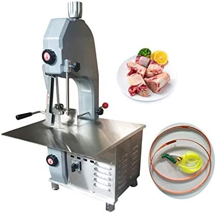 INTSUPERMAI Commercial Bone Saw Machine 1500W Electric Bone Saw Butcher Frozen Meat Cutter with product image