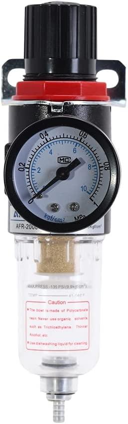 WFAANW AFR2000 Car accessories Air Water Pressure Sepa 4 years favorite warranty Regulator