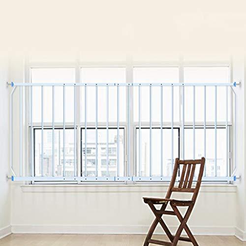 Barrera seguridad Rejillas de seguridad de ventana extra ancha Rejas d