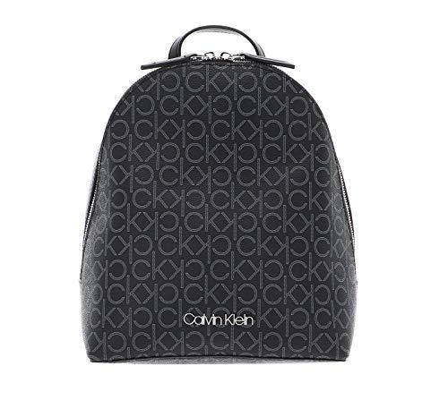 Borsa Donna Zainetto Chiusura Zip Stondato | Calvin Klein Jeans | K60K606476-Black Mix