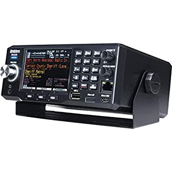 Uniden SDS200 Advanced X Base/Mobile Digital Trunking Scanner Incorporates The Latest True I/Q Receiver Technology Best Digital Decode Performance in The Industry