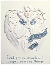 Pavilion Gift Company Sarah's Angels Angel Wall Hanging, Inspirational Inscription, 6-1/2 by 8-1/2 Inch