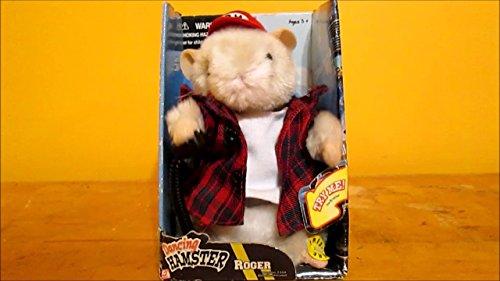 Gemmy Dancing Hamster Roger