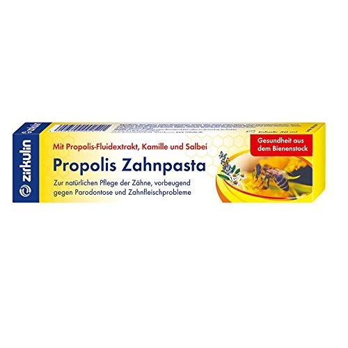 Zirkulin Propolis Zahncreme 50ml, 3er Pack (3x 50ml)