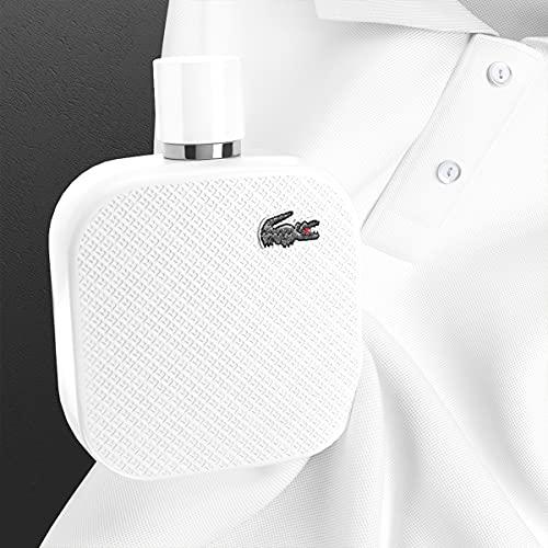 Lacoste L.12.12 Blanc Eau De Parfum For Him 1.7 oz