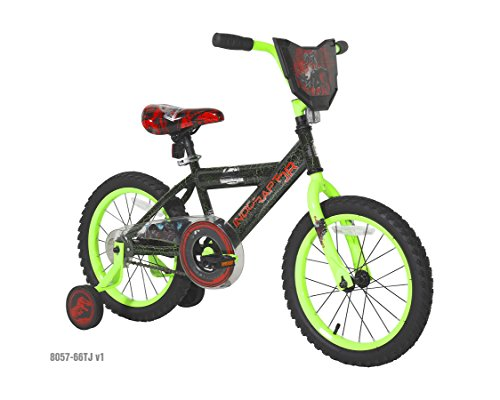 "Dynacraft 16"" Jurassic World Bike"