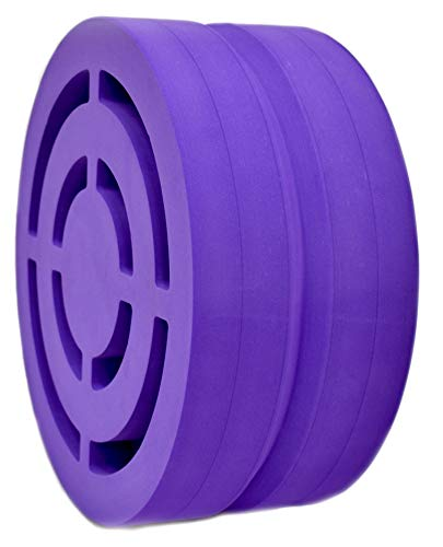 Best Prices! Body Wheel Yoga Wheel for Yoga, Stretching, Fitness, and Relaxation: Designed for Comfo...