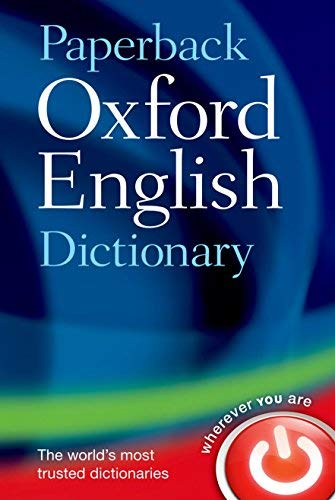 [Paperback Oxford English Dictionary] [By: oxford university press] [January, 2012]