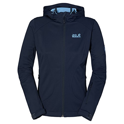 Jack Wolfskin Sonic Dance Jacket Women Night Blue