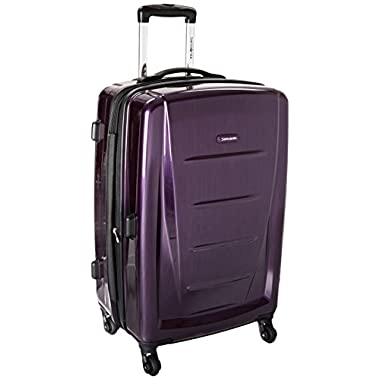 Samsonite  One Size Winfield 2 Fashion Spinner -  Purple