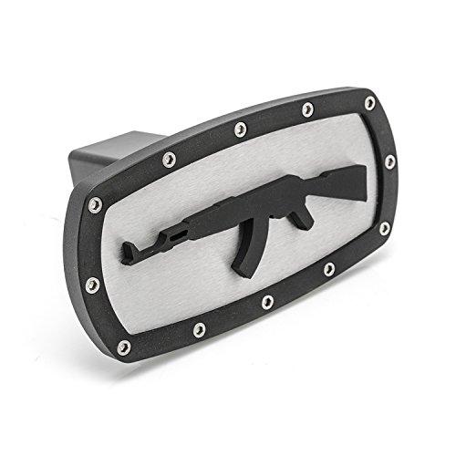 All Sales 1044K AK-47 Abdeckung für Anhängerkupplung, 2 inch