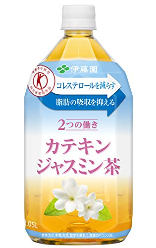 伊藤園 2つの働き カテキンジャスミン茶 1.05L