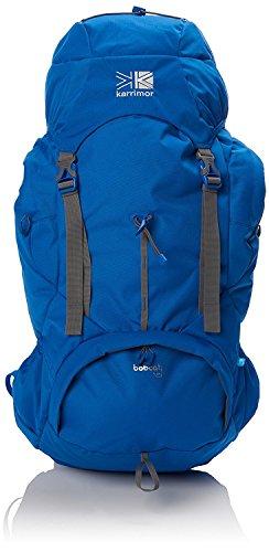 Karrimor Cougar Trekking Mochila, 79cm, 60L, Color Azul