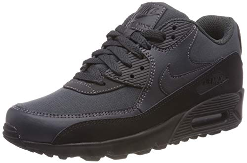Nike Men's Air Max 90 Essential Gymnastics Shoes, BlackAnthracite 009 6.5 UK