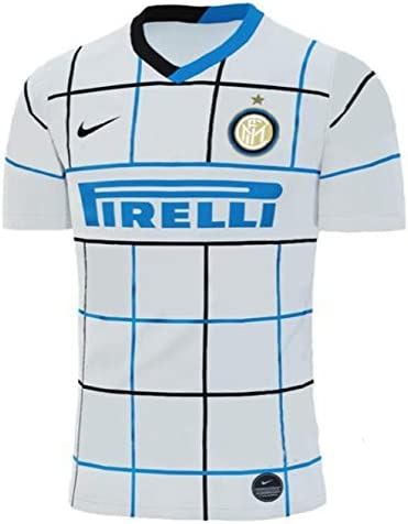 Maglia Inter Milan Away 2020/2021 (versione tailandese) - Taglia L ...