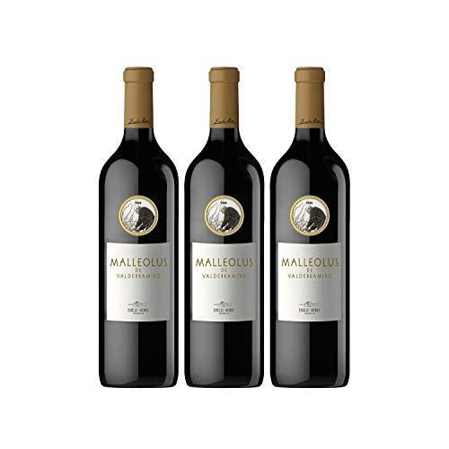 Emilio Moro - Malleolus de Valderramiro, Vino Tinto, Tempranillo, Ribera del Duero, 3x 750 ml
