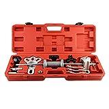 Ejoyous 10-Way Slide Hammer Puller Kit, Automotive Slide Hammer Dent Puller Set Axle Bearing Dent...