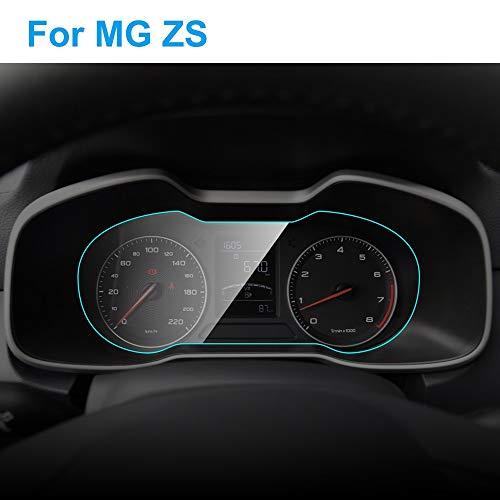 Película protectora Tablero de instrumentos del coche Protector de pantalla for MG ZS 2017-2019 Interior del coche del tablero de instrumentos de membrana protectora TPU Film Accesorios for automóvile