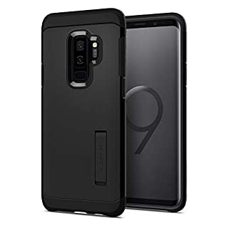 Spigen Tough Armor Works with Samsung Galaxy S9 Plus Case (2018) - Black (B078BF68T2) | Amazon price tracker / tracking, Amazon price history charts, Amazon price watches, Amazon price drop alerts