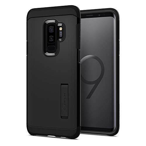 Spigen Tough Armor Designed for Samsung Galaxy S9 Plus Case (2018) - Black
