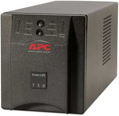 APC SUA750 6-Outlet Standalone Smart Uninterruptible Power Supply (750VA, 5-15R) (Discontinued by Manufacturer)