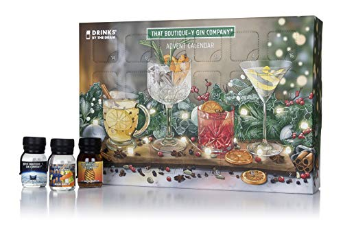 Photo of Drinks By The Dram – That Boutique-y Gin Company Advent Calendar – Gin