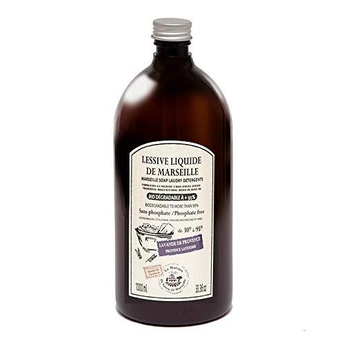 Lavendel der Provence - Waschmittel - 1000ml - Marseille Seifenhaus