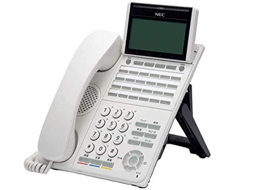NEC DTK-24D-1D(WH)TEL 24ボタンデジタル多機能電話機(WH) DT500Series