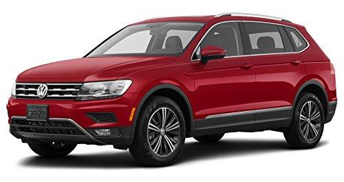 2018 Volkswagen Tiguan SEL Premium, 2.0T 4MOTION, Cardinal Red Metallic