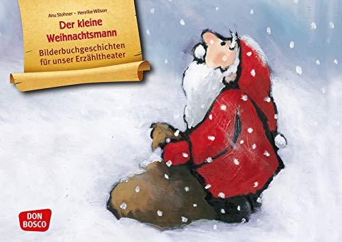 Der kleine Weihnachtsmann. Kamishibai Bildkartenset.: Entdecken - Erzählen - Begreifen: Bilderbuchgeschichten.: Entdecken - Erzhlen - Begreifen: ... für unser Erzähltheater)
